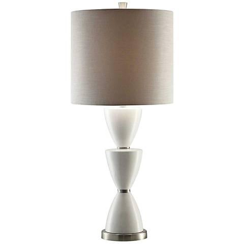 Uttermost Racimo Gray Ceramic Table Lamp X0874 Lamps Plus