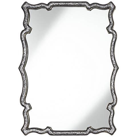 "Adria Bronze 25 1/2""x34"" Wall Mirror"