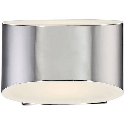 "Eurofase Arch 4 1/2"" High Chrome LED Wall Sconce"