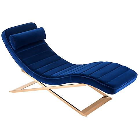 Zero gravity turquoise outdoor chaise lounge 2f627 for Blue chaise lounge indoor