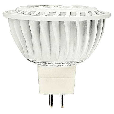 6.5 Watt MR16 GU5.3 Dimmable 3000K LED Light Bulb