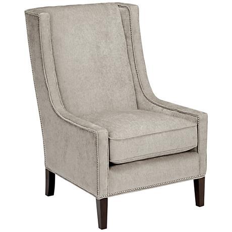Kobi Barlow Smoke Accent Chair