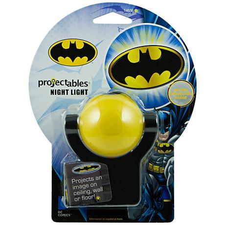 Projectable Dc Batman Led Night Light 9g199 Lamps Plus