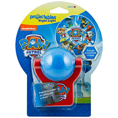 Projectable Nickelodeon PAW Patrol LED Night Light