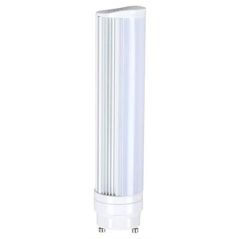 18 Watt Equivalent 8 Watt LED Non-Dimmable GU24 PL Bulb