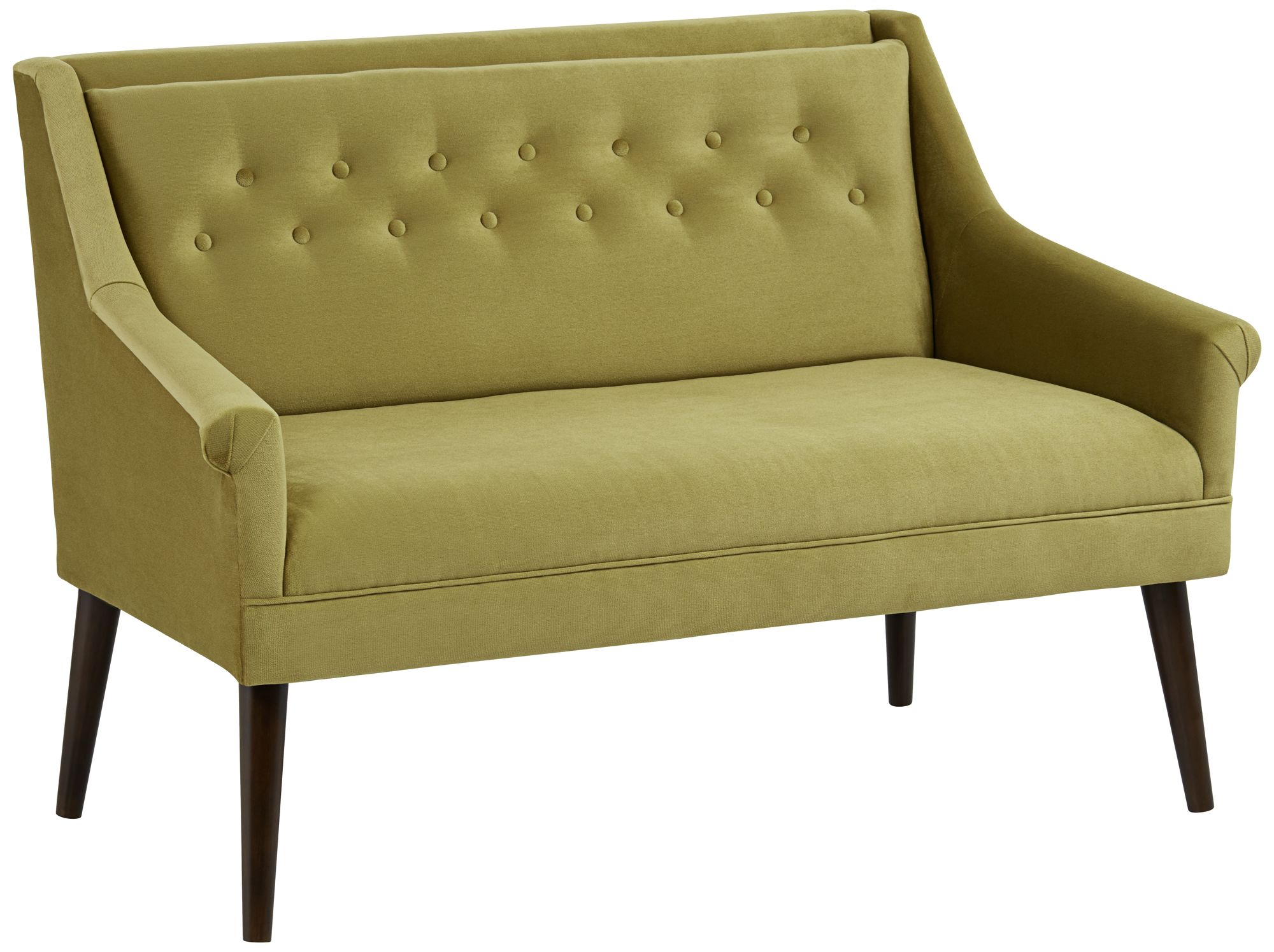 Antone Mystere Macaw Tufted Settee