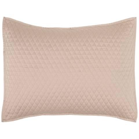 Diamond Pebble Standard Pillow Sham