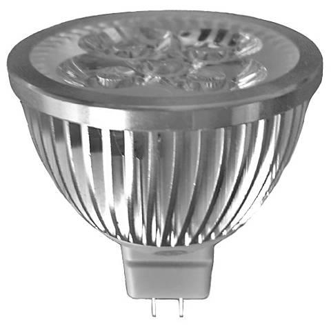 MR16 GU5.3 Dimmable Narrow Beam 6 Watt LED Light Bulb