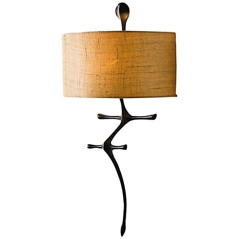 "Arteriors Home Gilbert 27"" High Bronze Wall Sconce"