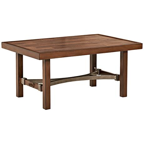 Klaussner Trisha Yearwood Coffee Outdoor Coffee Table