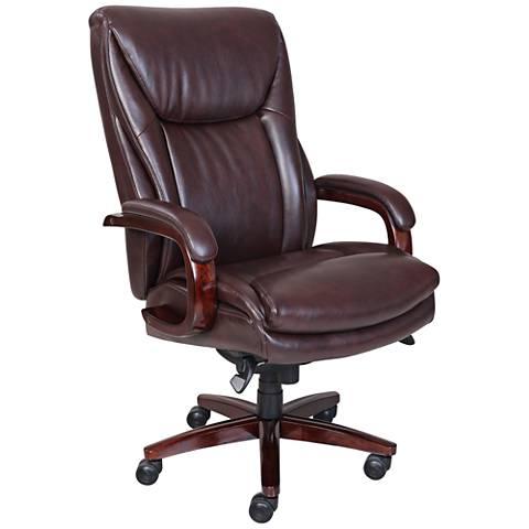 La-Z-Boy® Fairmont Coffee Big/Tall Executive Chair