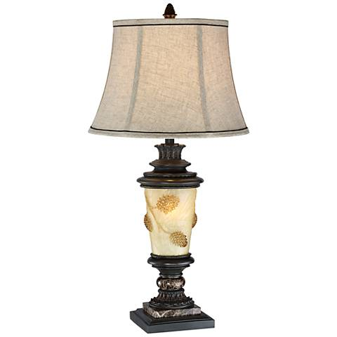 Sidney Urn Nightlight Table Lamp
