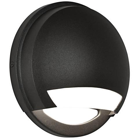 """Avante 8 1/2"""" High Bronze LED Outdoor Wall Light"""