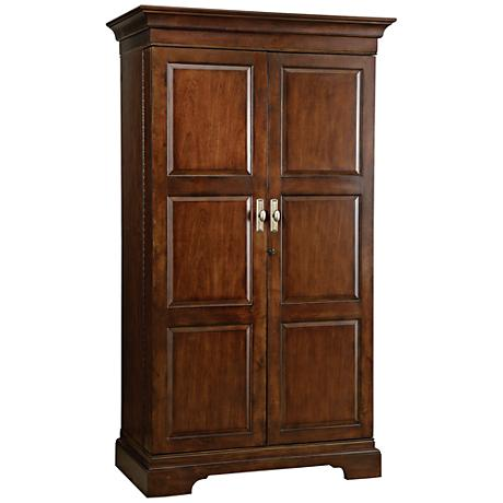 Sonoma americana cherry 2 door wine and bar cabinet for Door 9 sonoma