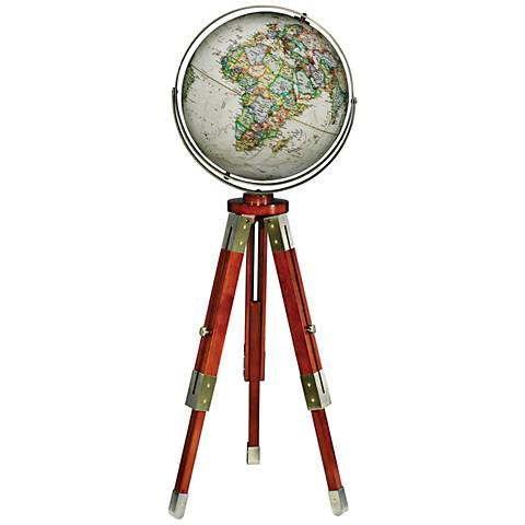 Replogle Eaton III Traditional Tripod Globe