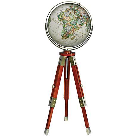 Replogle Eaton III Traditional Tripod Globe