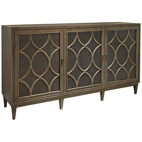 Playlist Brown Eyed Girl 3-Door Sideboard