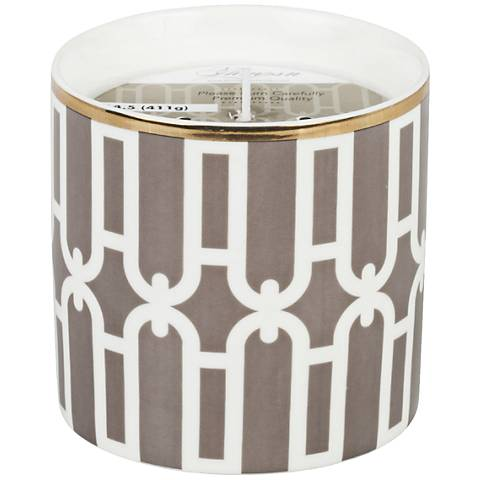 Venetian Bright Small Taupe Gates Fireside Scented Candle