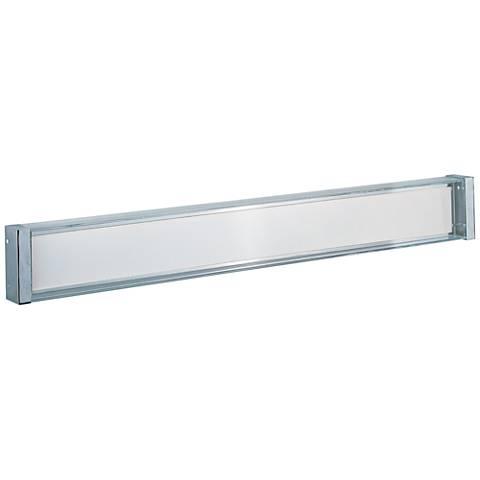 "Maxim Vista 40"" Wide Polished Chrome LED Bath Light"