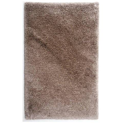 Chandra Osim Tan Shag Area Rug