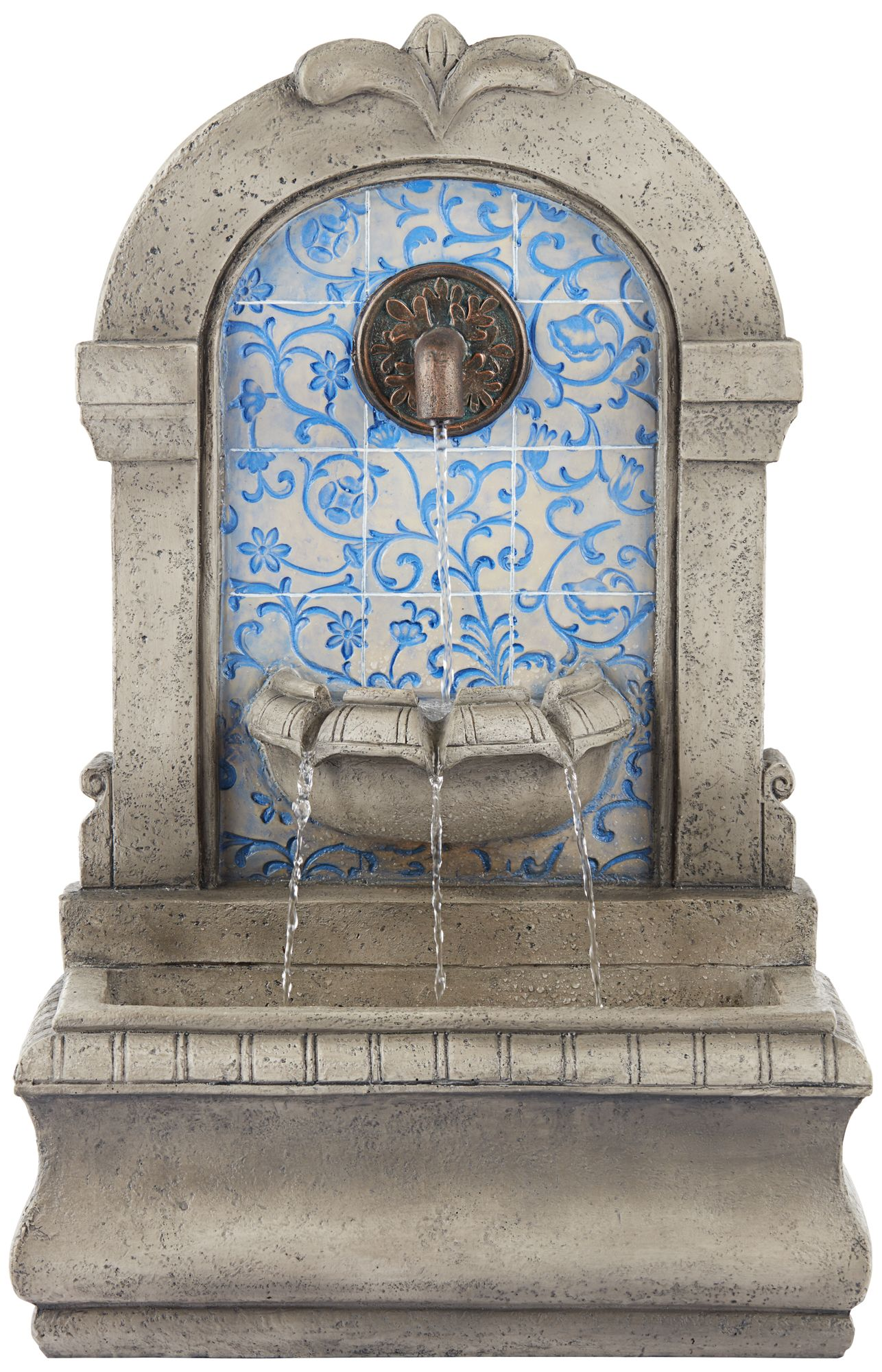 Wall Fountains WallMounted Fountain Designs Lamps Plus