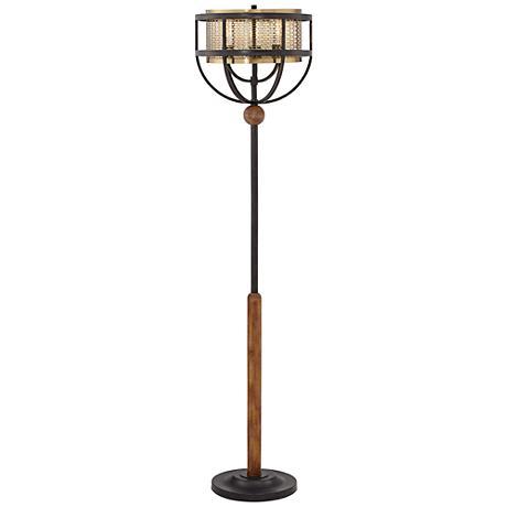 Franklin Iron Works Westin Floor Lamp 9m638 Lamps Plus