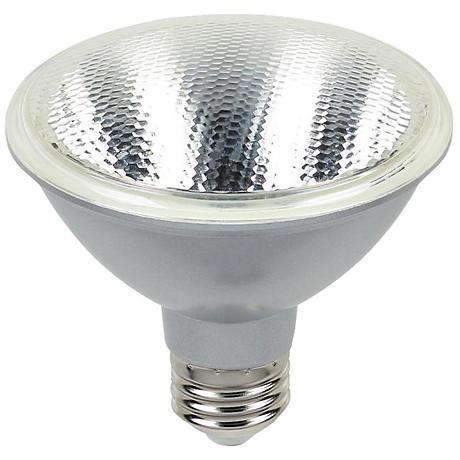 led 10 watt par30 short neck dimmable light bulb 9m836. Black Bedroom Furniture Sets. Home Design Ideas