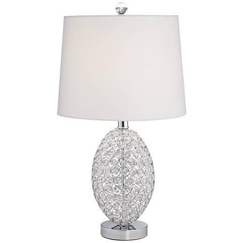 Magda Crystal Table Lamp