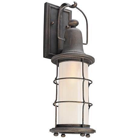 Vintage Outdoor Wall Lamps : Maritime 19 1/2