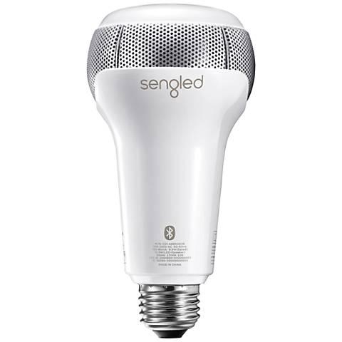 Sengled Pulse Solo White Stereo Speaker 9.5 Watt LED Bulb