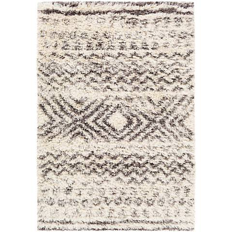 Surya Rhapsody RHA-1034 Neutral Gray Area Rug