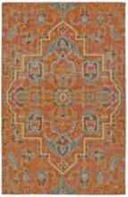Kaleen Relic Paprika RLC01-53 9'x12' Wool Area Rug