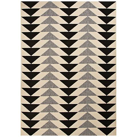 Jaipur McKenzie Gray Indoor/Outdoor Area Rug