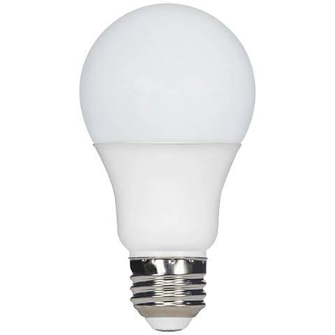 Satco 9W E26 Base A19 Omni-Directional LED Bulb