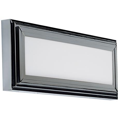 "Maxim Picazzo 18"" Wide Polished Chrome LED Bath Light"