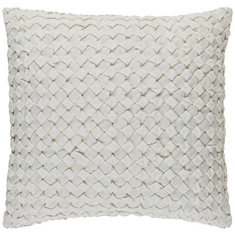 Throw Pillows Native American : Surya Ashlar Neutral 18
