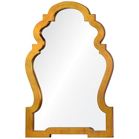 """Anderson Gold 26"""" x 38"""" Vertical Wall Mirror"""