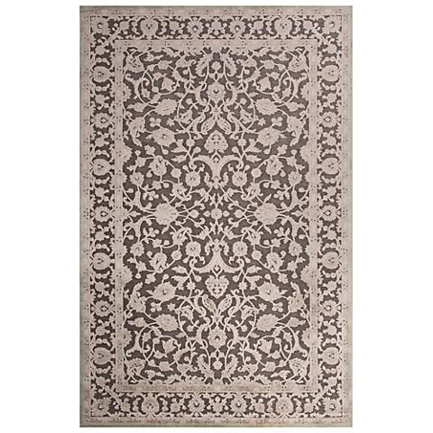 Jaipur Fables RUG128696 2'x3' Gray Modern Oriental Area Rug