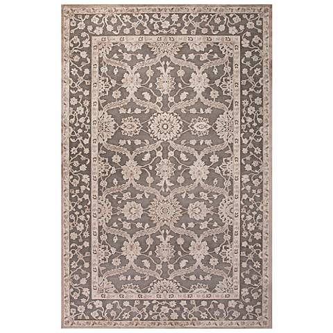 Jaipur Fables RUG128731 2'x3' Gray Classic Oriental Area Rug