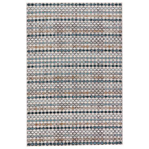 Jaipur Zane RUG133268 2'x3' Plaza Taupe Tweed Rectangle Area Rug