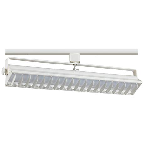 Riley White 40 Watt LED Wall Washer Track Head for Juno - #9X481 Lamps Plus