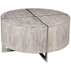 transitional, coffee tables, tables | lamps plus