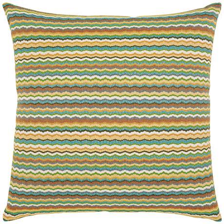 """Elaine Smith Rosita 20"""" Square Indoor-Outdoor Pillow"""