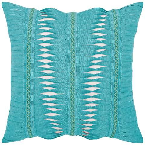 """Gladiator Aruba 20"""" Square Indoor-Outdoor Pillow"""