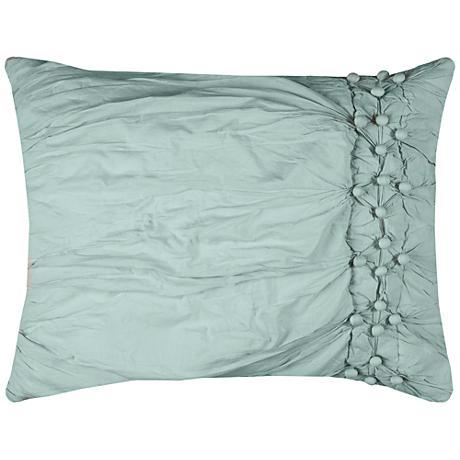 Chelsea Cane Blue King Pillow Sham