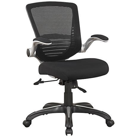 Ergonomic Walden Black Mesh Adjustable Office Chair