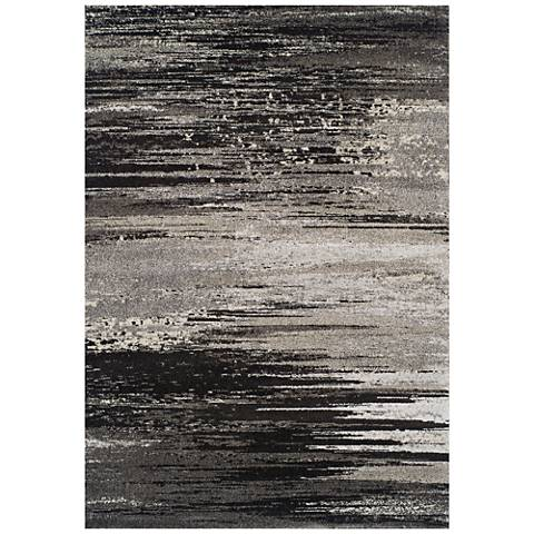 Dalyn Modern Greys MG5993PE Pewter Area Rug