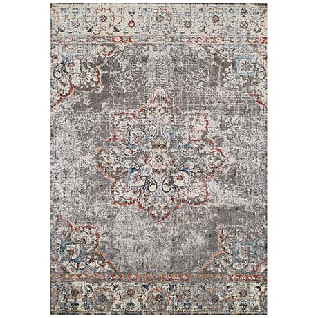 Dalyn Lavita Woven LV522 Pewter Area Rug