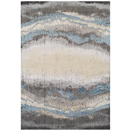 Dalyn Lavita Woven LV550 Pewter Area Rug