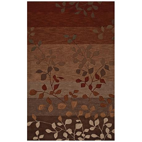 Dalyn Studio SP1 Paprika Tufted Area Rug